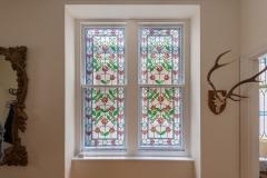 Waterhouse rose window